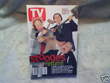 2000 TV GUIDE The Three Stooges michael chiklis