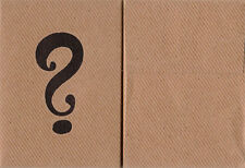 CARTE DA GIOCO MYSTERY BOX,by THEORY11,poker size