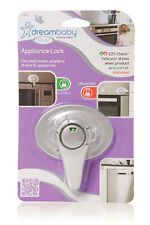 BN Dreambaby Silver EZY-Check Appliance Oven Washer Dryer Baby Safety Lock Dream