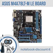Scheda Madre ASUS M4A78LT-M LE Socket AM3 Slot RAM DDR3 Motherboard TESTED