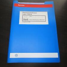 VW Lupo ab 1999 Werkstatthandbuch 1,7 L / 44 kW / 4-Zyl. Diesel Motor AKU