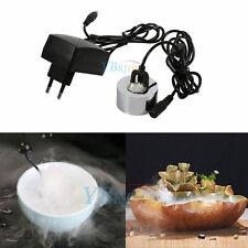 24V Ultrasons Mist Maker Brumisateur d'eau Atomizer Humidificateur + Adaptateur
