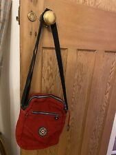KIPLING CROSSBODY/ SHOULDER BAG IN RED
