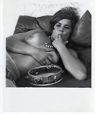 PHOTOGRAPHIE VINTAGE/60's/FEMME SEINS NUS/WOMAN NAKED BREAST/erotique/erotic