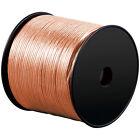 300m Cable de altavoz 2 x 2,5 mm² Cable audio Caja cables transparente