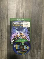 Minecraft Story Mode A Telltale Games Series Microsoft Xbox One Season Pass Disc