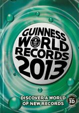 (Very Good)-Guinness World Records 2013 (Hardcover)--1904994865