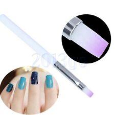 Pinceau Brosse Bois Peinture Dessin Ongle Acrylique UV Gel Vernis Nail Art HG
