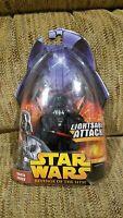 Hasbro Star Wars E3 Revenge Of The Sith 11 Darth Vader Lightsaber Attack Action