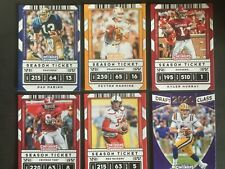 2020 Javon Kinlaw Auto Panini Contenders Draft Picks College Ticket RC 49ers
