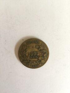 Coin - Brazil 1000 REIS 1925   #H3