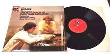 DIGITAL LP MOZART ZACHARIAS MAKYSYMIUK KV 414 EMI HMV IC 067-46437T NM 1982