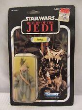 Star Wars  - 1983  Return of the Jedi  - Teebo  NOC  (1017W)  71310