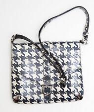 96a2a185ba25 Salvatore Ferragamo Houndstooth Print Python Shoulder Bag  2
