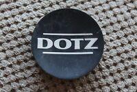 Original Dotz BLACK AZ1370 ZO2090 Alloy Wheel Center Plastic Cap Cover Hub