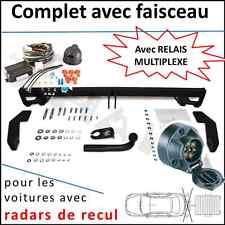 7Br Faisceaux pour Fiat Freemont Break AWD 11 131/_A2 Attelage Col de Cygne