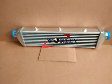 "2.2"" FMIC TURBO ALUMINUM INTERCOOLER Tube and Fin 550 x 140 x 65mm INLET/OUTLET"