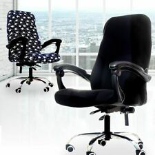 Computer Office Chair Cover Spandex Stretch Universal Elastic Seat Slipcovers
