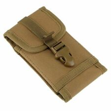 Tactical Cell Phone Pouch Universal Hard Wearing Multi-function Adjustable Strap