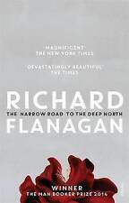THE NARROW ROAD TO THE DEEP NORTH - RICHARD FLANAGAN GOOD COND CHEAP POSTAGE