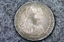 1799 - Mexico Silver 8 Reales FM Carolus IIII DEI GRATIA!!!  #H5736
