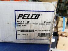 Pelco Mcs4-2B Master Camera Power Supply
