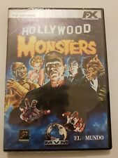 Hollywood Monsters para pc/ordenador pal España Nuevo y Sellado