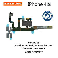 Replacement iPhone 4S Headphone Jack/Volume/Mute/Silent Buttons/Switch Cable