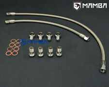 MAMBA Turbo Water Line Kit For For Nissan TD42 GU Patrol with Hitachi HT18