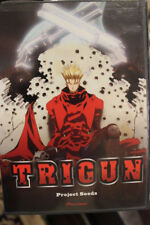 TRIGUN PROJECT SEEDS VOLUME 6 RARE DELETED DVD OOP JAPANESE ANIMATION ANIME FILM