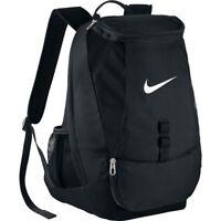 Nike Club Team Backpack Sports Bag School Rucksack Backpacks Gym Training Black