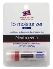 Neutrogena Norwegian Formula Lip Moisturizer SPF 15 Leaves Lips Soft,Smooth 4gm