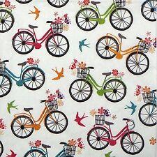 TOVAGLIOLI di carta 4x-COLORATA Ride-per feste, Decoupage CRAFT