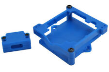 RPM Blue ESC Cage for Castle Sidewinder SCT & 3 for Traxxas Vehicles  RPM73275