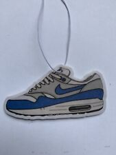 Nike Airmax 1 Blue car air fresheners, Sneakers, New Car Scent