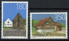 Liechtenstein 2006 SG#1428-9 Historical Enviroment MNH Set #D2103