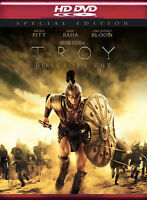 Troy (HD-DVD, 2007 Director's Cut Unrated New Sealed