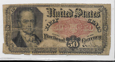 FIFTH ISSUE FIFTY CENT FRACTIONAL CURRENCY