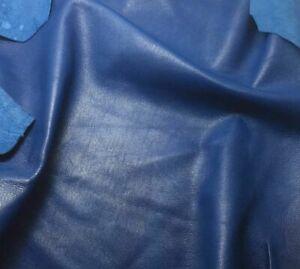 Genuine Leather Real Lambskin Hides Soft Finish Sheepskin 5 Sqt a Full Skin! 03