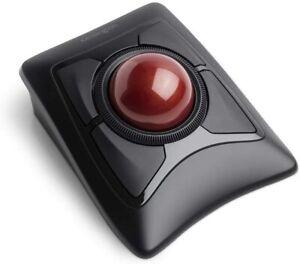 Kensington Expert Mouse Wireless TrackBall Brand New Sealed