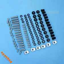 Motorcycle Complete Bolts Kit Fairing Screw For Kawasaki Ninja ZX-6R 1998-2002
