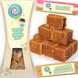 Traditional Handmade Fudge or Toffee 50-150g by Timmy's Treats - 15 flavours