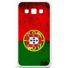 Coque housse étui tpu gel motif drapeau Portugal Samsung Galaxy A5