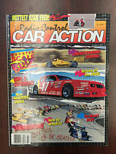 Vintage Radio Control Car Action magazine RCCA March 1989 RC