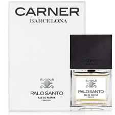 Carner Barcelona PALO SANTO Eau de Parfum 1.7 fl oz 50ml New Sealed In Box