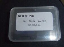 Garmin Topo U.S. 24K - West Maps Micro sd card Ca & Nv 010-C0949-00