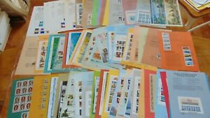 AMAZING HIGH VALUE MODERN US SOUVENIR STAMP PAGE COLLECTION MUST SEE