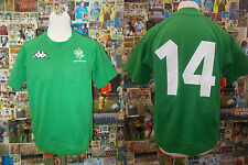 maglia rugby shirt maillot camiseta trikot BENETTON MATCH WORN
