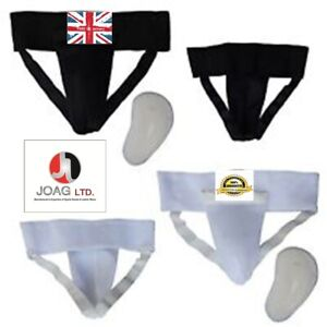 Groin Protector Inside Groin Guard Cup for Kick Boxing,Boxing,Karate, Muay Thai