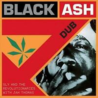 SLY & THE REVOLUTIONARIES/SLY DUNBAR BLACK ASH DUB NEW VINYL